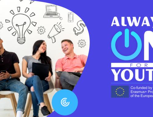 Lansarea proiectului de parteneriat strategic pentru tineret #AlwaysON for Youth