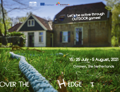 Over the (H)edge project in  Netherlands