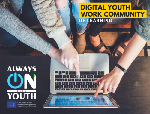 September begins with intensive planning of the upcoming activities of the #AlwaysON for Youth project!